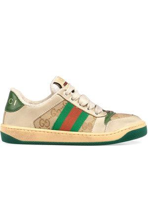 Gucci Sneakers GG Supreme - Toni neutri