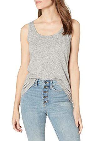 Goodthreads Vintage Cotton Pocket Tank Dress-Shirts, Medium Grey NEP Heather, US