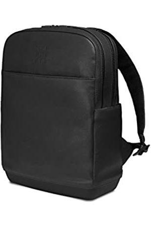 Moleskine Classic Pro Backpack Zaino Professionale da Ufficio e Lavoro per Uomo, Porta PC per Laptop, iPad, Notebook fino a 15'', Dimensioni 43 x 33 x 14 cm, Colore Nero