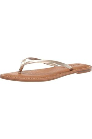 Amazon Essentials Sal Thong Sandal Flats-Sandals, , 39.5 EU