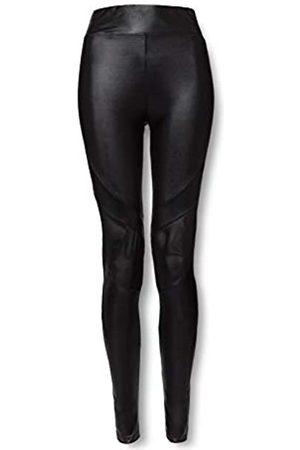 Activewear Leggings Sportivi Con Inserti Mesh Donna, , 44