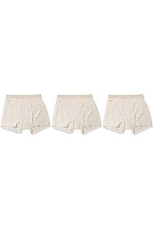 Goodthreads 3-Pack Lightweight Performance Knit Boxer Shorts, Chiaro, US S