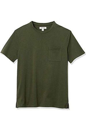 Goodthreads Maniche corte - Heavyweight Oversized Short-Sleeve Crewneck T-Shirt Novelty-t-Shirts, Jacky's, US M
