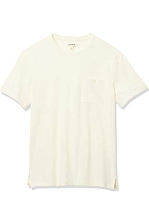 Goodthreads Heavyweight Oversized Short-Sleeve Crewneck T-Shirt Novelty-t-Shirts, Bright White, US XXL
