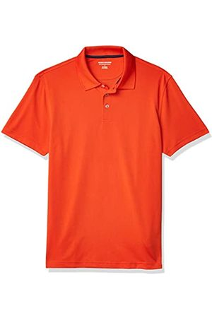 Amazon Slim-Fit Quick-Dry Golf Polo Athletic-Shirts, Sugarpine Air Mesh-Donna, US