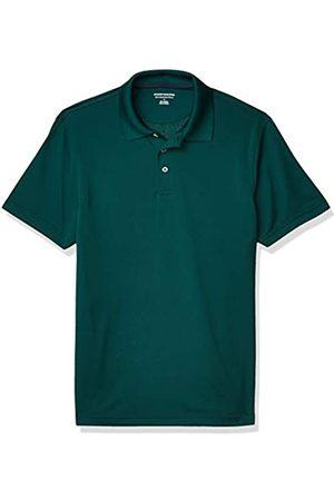 Amazon Essentials Slim-Fit Quick-Dry Golf Polo Athletic-Shirts, Slight, US XXL
