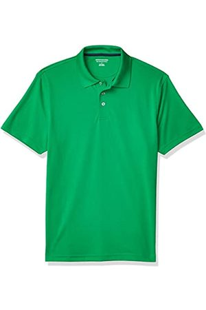 Amazon Polo - Slim-Fit Quick-Dry Golf Polo Athletic-Shirts, Lyndee, US XXL