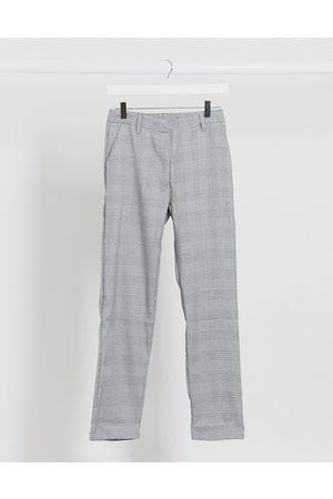 Brave Soul Pantaloni skinny a quadri