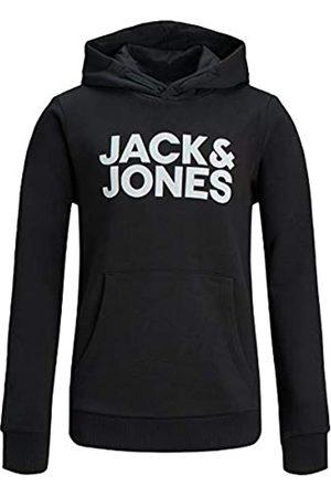 Jack & Jones JJECORP Logo Sweat Hood SS19 Noos JR Cappuccio, , 176 Bambino
