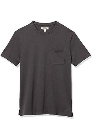 Goodthreads Heavyweight Oversized Short-Sleeve Crewneck T-Shirt Fashion-t-Shirts, Scuro, M