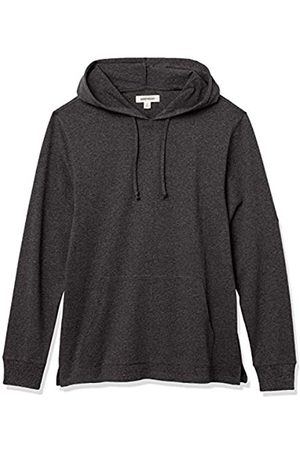 Goodthreads Heavyweight Long-Sleeve Pullover Hoodie T-Shirt Fashion-t-Shirts, Antracite Melange, XL