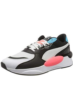 Puma RS 9.8 Fresh, Sneakers Unisex-Adulto, Bianco White Black/Blue Atoll, 40.5 EU