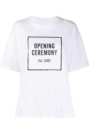 Opening Ceremony T-shirt taglio comodo