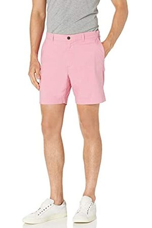 "Amazon Slim-Fit Lightweight Stretch 7"" Short Flat-Front-Shorts, Slavato, 32"