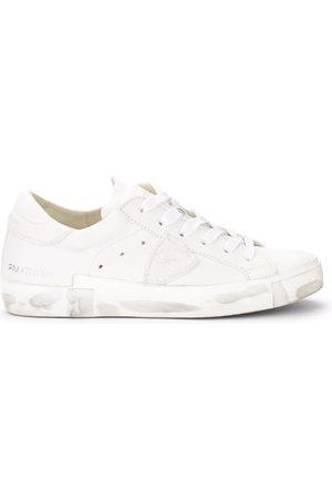 Philippe model Sneaker Paris X in pelle bianca