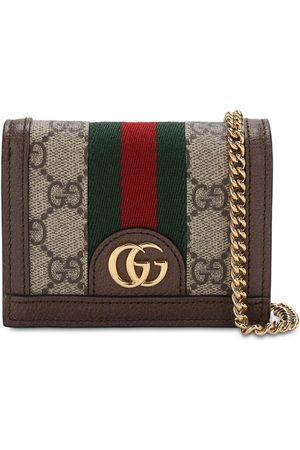 """Gucci Portafoglio """"ophidia Gg Supreme"""""""