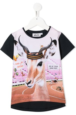 Molo T-shirt con stampa