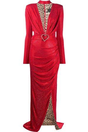 Philipp Plein Donna Vestiti da sera - Vestito lungo - Di colore