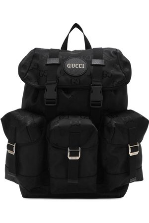 "Gucci Zaino ""off The Grid Gg"" In Econyl"