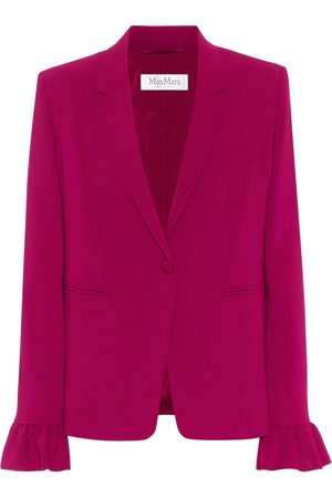 Max Mara Blazer Daphne in lana stretch
