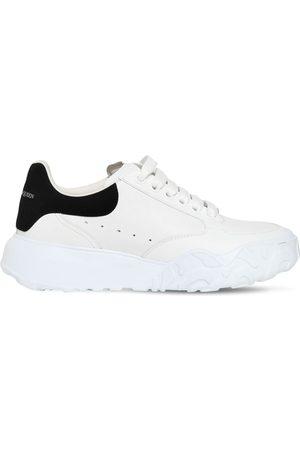 """Alexander McQueen Sneakers """"court"""" In Pelle 45mm"""