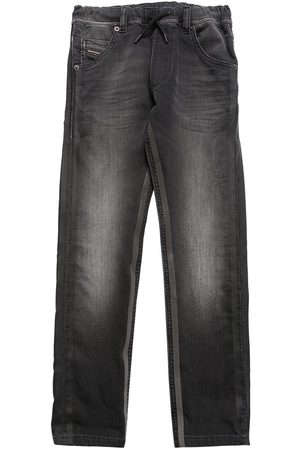 Diesel Jeans In Cotone Effetto