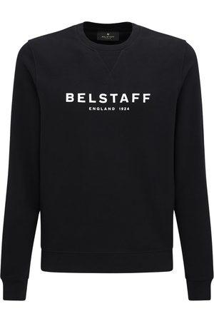 "Belstaff Felpa "" 1924"" In Cotone"