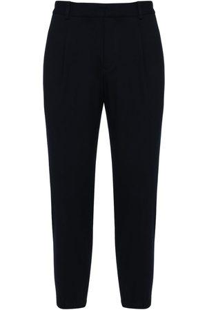 Armani Uomo Pantaloni - Pantaloni Twill Di Jersey