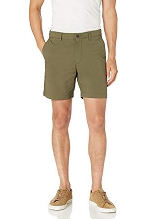 "Amazon Slim-Fit Lightweight Stretch 7"" Short Shorts, Jacky's, 33"