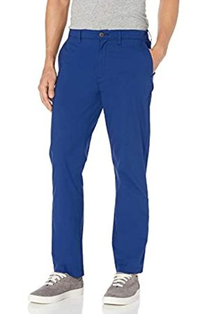 Amazon Straight-Fit Lightweight Stretch Pant Pants, Navy , 29W x 30L