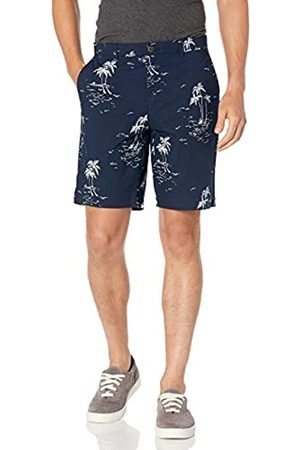 "Amazon Slim-Fit Lightweight Stretch 9"" Short Shorts, Palmo Vintage, 31"