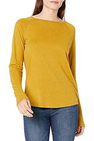 Goodthreads Lino Modal Jersey Manica Lunga Raglan T-Shirt Fashion-t-Shirts, , L