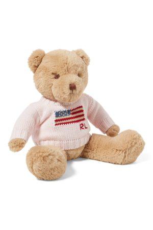 Ralph Lauren Polo Bear con maglia con bandiera