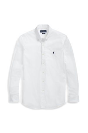 Polo Ralph Lauren Camicia in popeline Slim-Fit