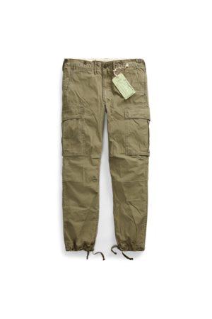 RRL Pantaloni cargo in popeline