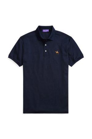 Ralph Lauren Polo in piqué Custom Slim-Fit