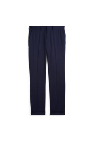 Ralph Lauren Pantaloni Gregory in serge di lana
