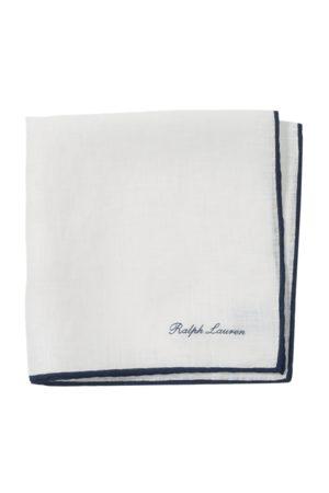 Ralph Lauren Fazzoletto in lino a punta