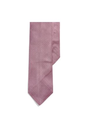 Polo Ralph Lauren Cravatta sottile in seta a pois