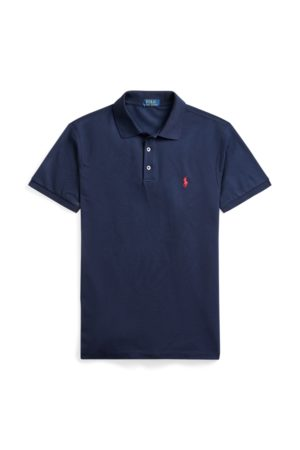 Polo Ralph Lauren Polo in piqué stretch Slim-Fit