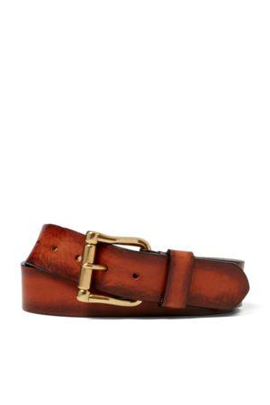 Ralph Lauren Cintura in pelle di vacchetta