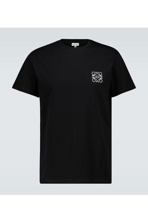 Loewe T-shirt Anagram in cotone