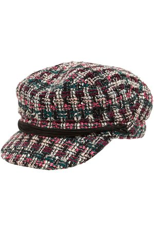 "Le Mont St Michel Cappello ""new Abby"" In Tweed"