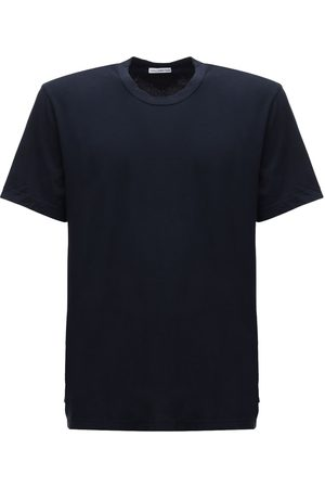 """James Perse T-shirt """"classic"""" In Cotone"""