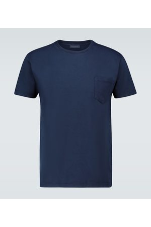 Thom Sweeney T-shirt in cotone