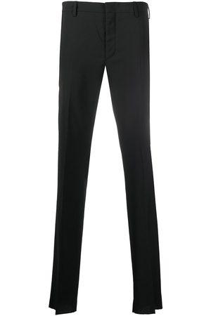 Prada Pantaloni taglio straight sartoriali