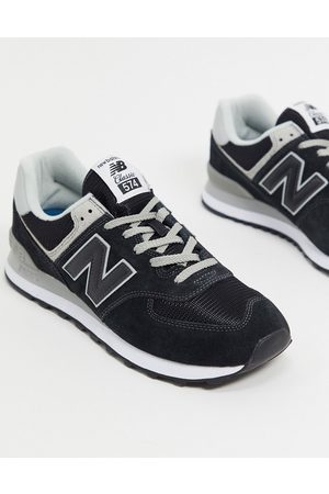 New Balance 574 - Sneakers scamosciato