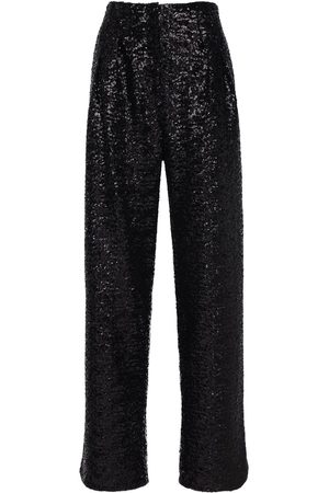 """In the Mood for Love Pantaloni """"clyde"""" Con Paillettes"""