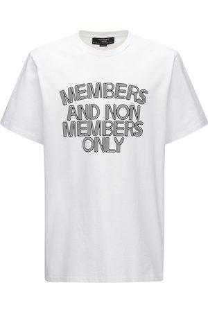 Stella McCartney Uomo T-shirt - T-shirt In Cotone Con Stampa