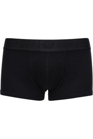 VERSACE Uomo Boxer shorts - Boxer Vita Bassa In Cotone Stretch